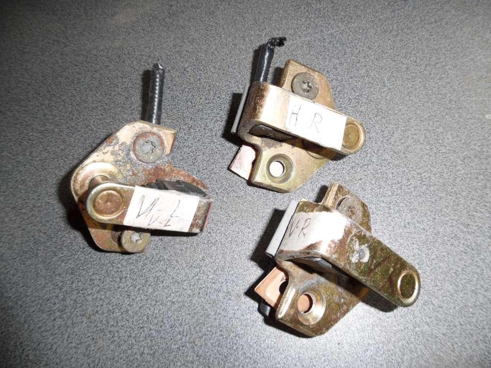 Ford Mondeo BWY Original 3x Türschließkeil Kontaktschalter 96BGF21982AL