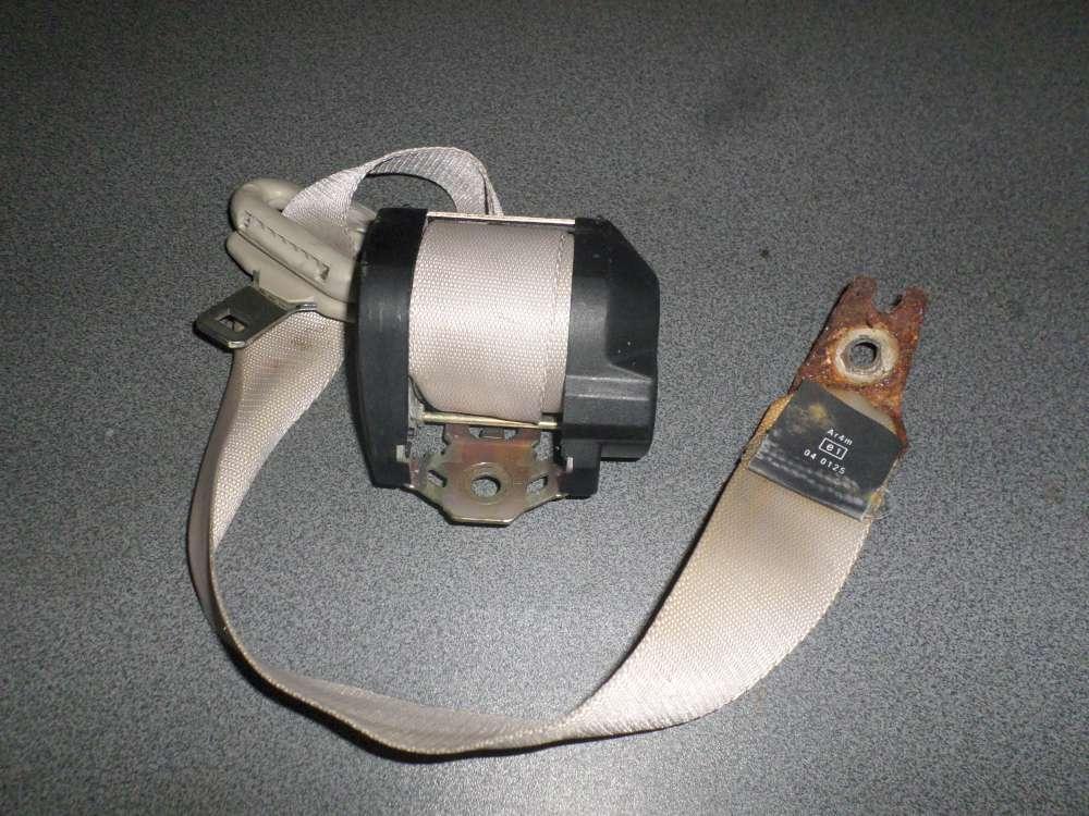Ford Mondeo BWY Original Gurt Sicherheitsgurt hell Hinten Links 1S71N611B69