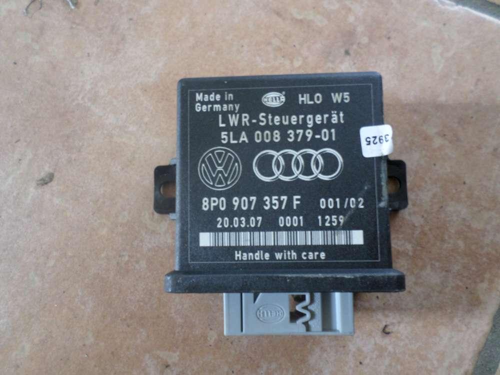 Audi A3 8P Leuchtweitenregulierung Steuergerät LWR 8P0907357F