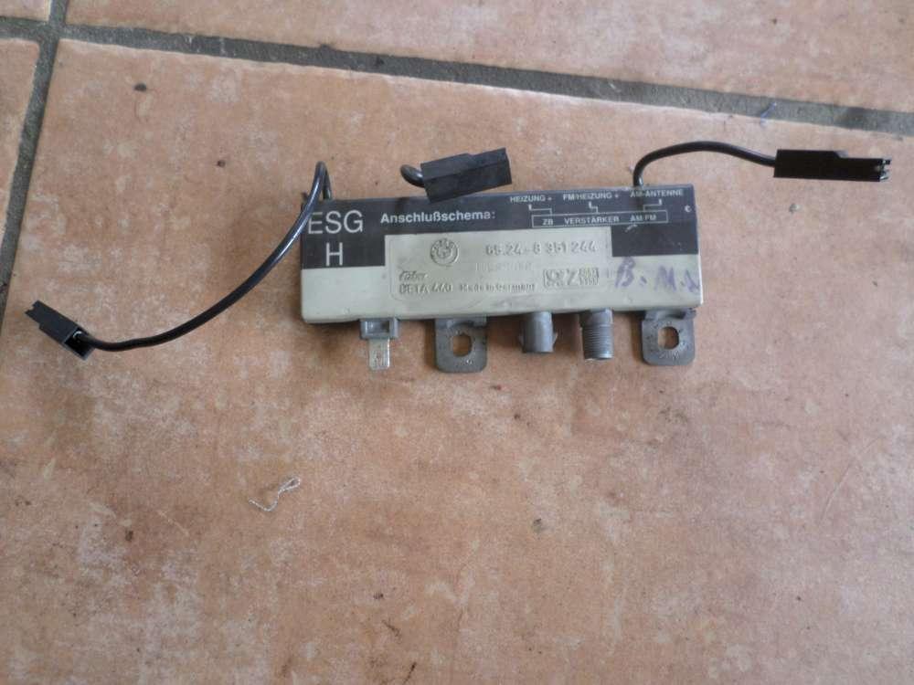 BMW E34 525TDS Antennenverstärker Diversity 65248351244