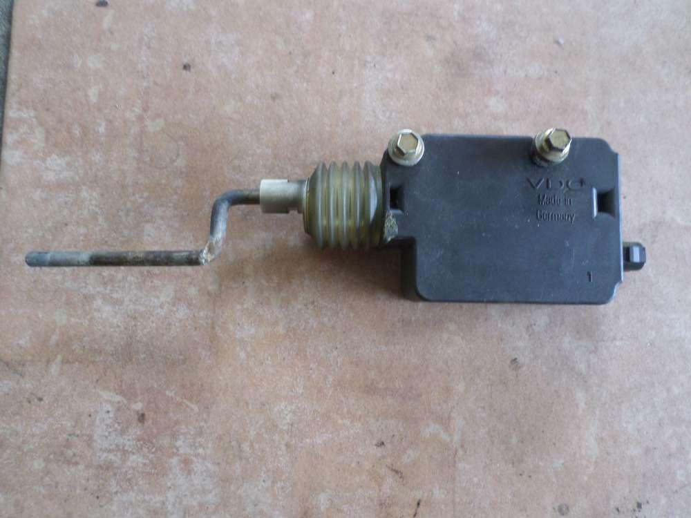 BMW E34 525TDS Zentralverriegelung Tankdeckel Stellmotor Tankklappenmotor 83550569