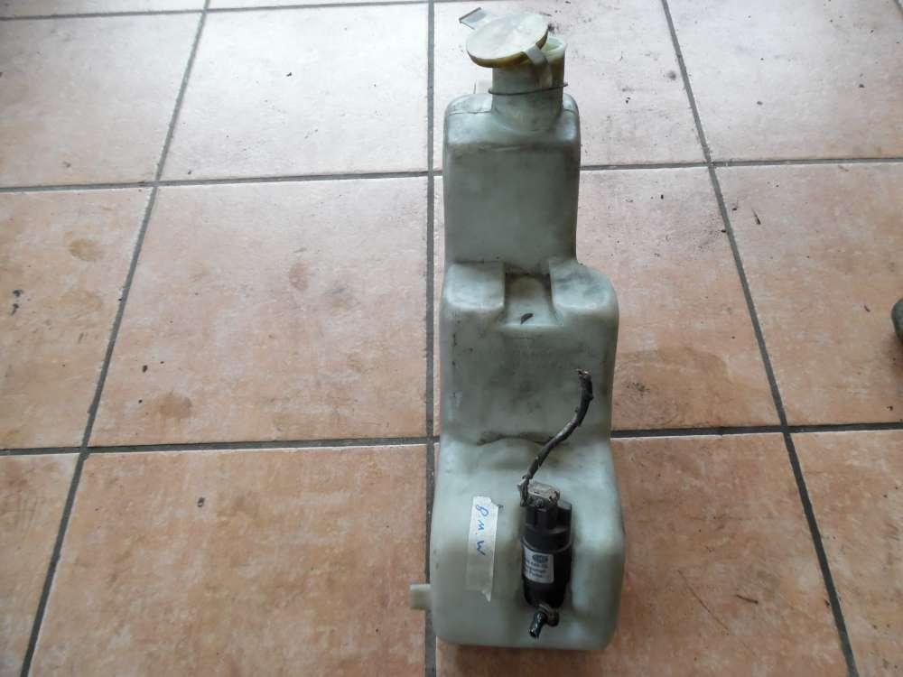 BMW e34 525TDS Bj 1992 Scheibenwaschanlage Wischwasserbehälter mit Pumpe 13847649