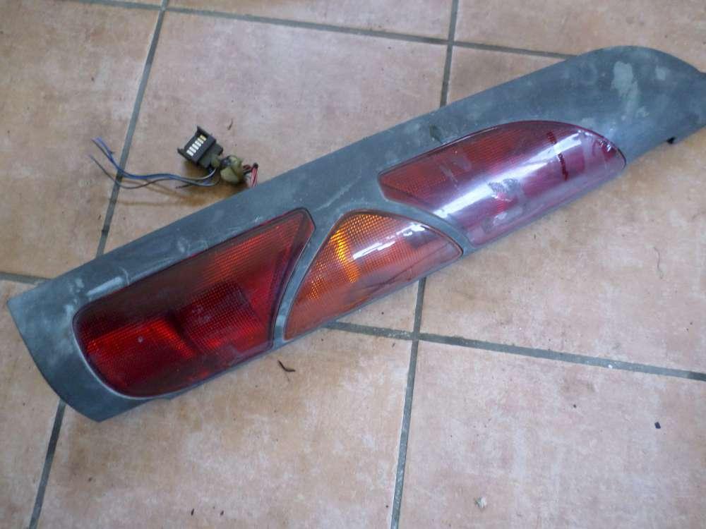 Renault Kangoo Bj 2001 Rückleuchte Rücklicht Bremsleuchte Hinten Links