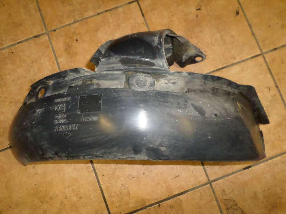 Renault Kangoo original Radhausschale Radlauf Vorne Links 7700304867