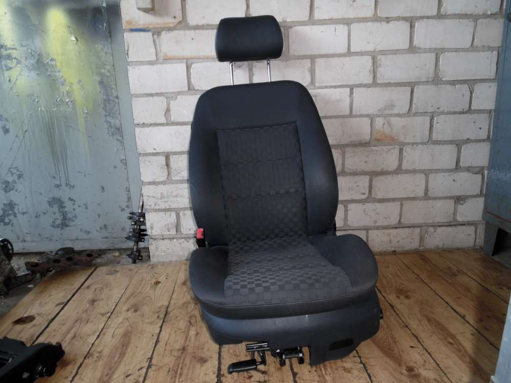 Audi A6 2.4 Sitz Vorne Links Fahrersitz Mit Airbag
