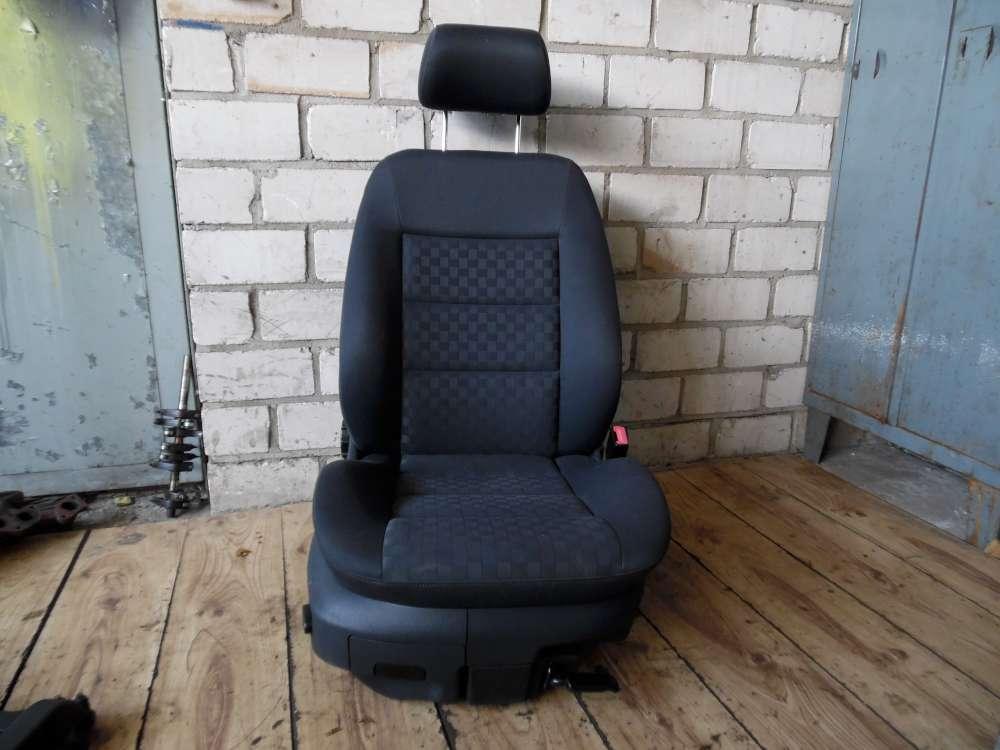 Audi A6 2.4 Sitz Vorne Rechts Beifahrersitz Mit Airbag
