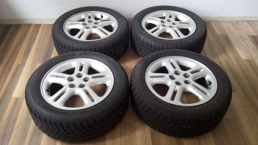 Chrysler Alufelgen Kompletträder Winterreifen 215/55 R16 97H 16x6.5J ET44 5 loch