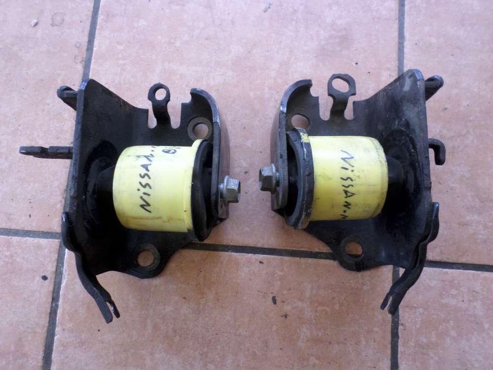 Nissan Micra Bj:2003 Motorhalter Motorlager Getriebehalter