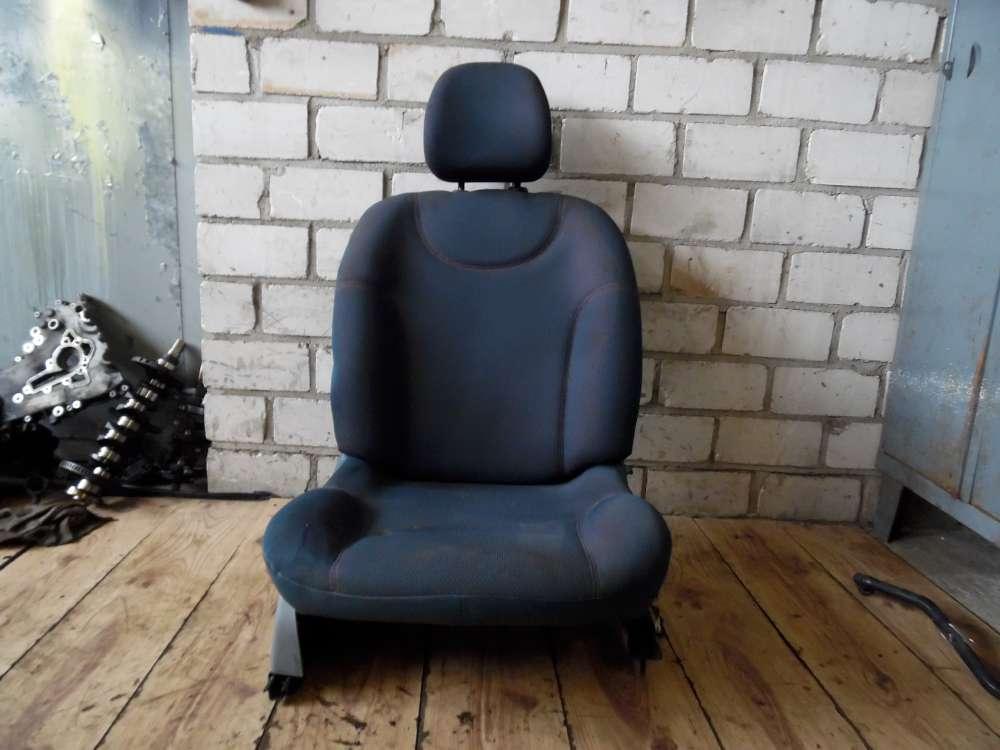 Renault Twingo 3 türer Beifahrersitz sitz vorne rechts
