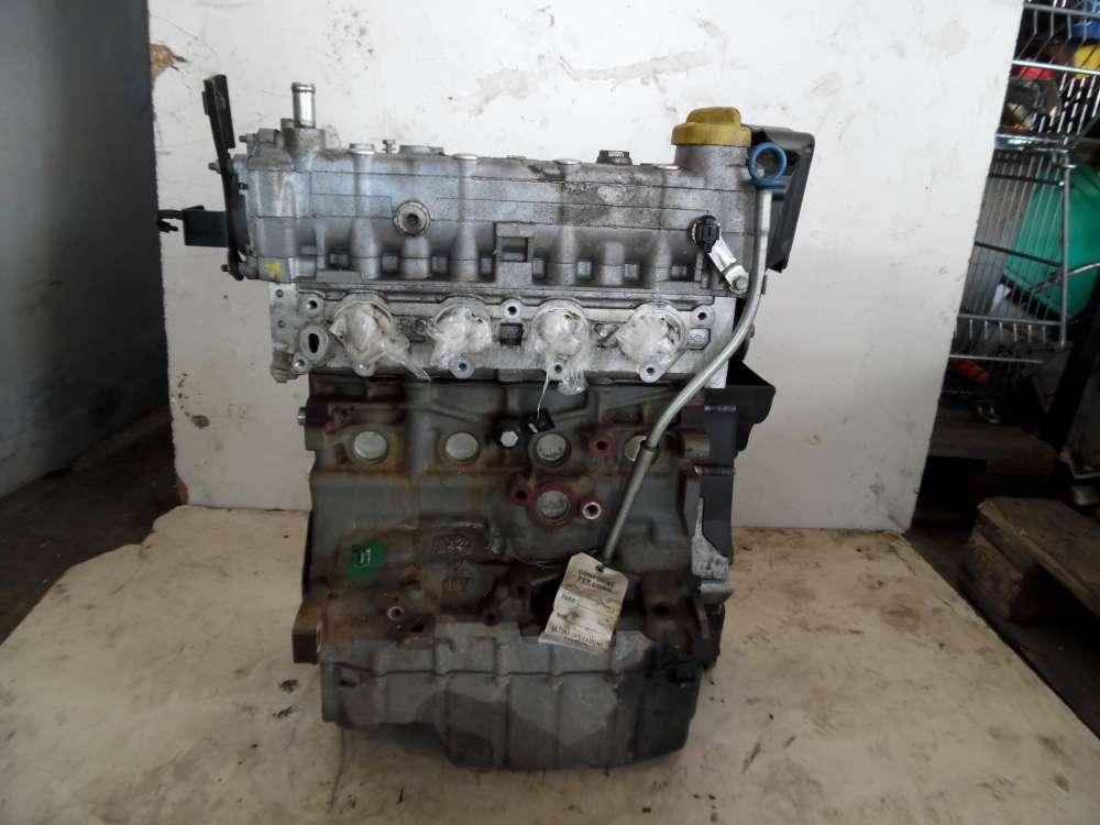 Fiat Idea 1,4 16V Motor Gebrauchtmotor 843A1000 96721KM 843A1.000