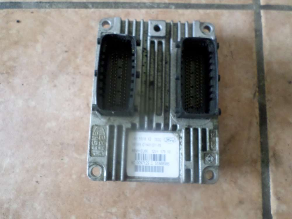 Ford Ka Bj:2009 Motorsteuergerät 51868986