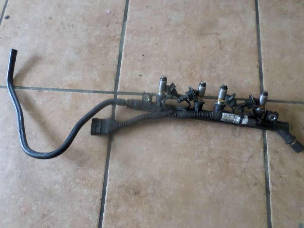 Ford Ka Bj:2009 Einspritzdüse Verteilerrohr Kabelbaum Zündung 0077425