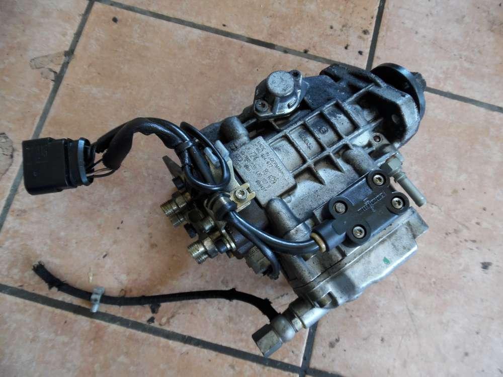 VW Golf 4 original Bosch Dieselpumpe Einspritzpumpe 0460404972 038130107B