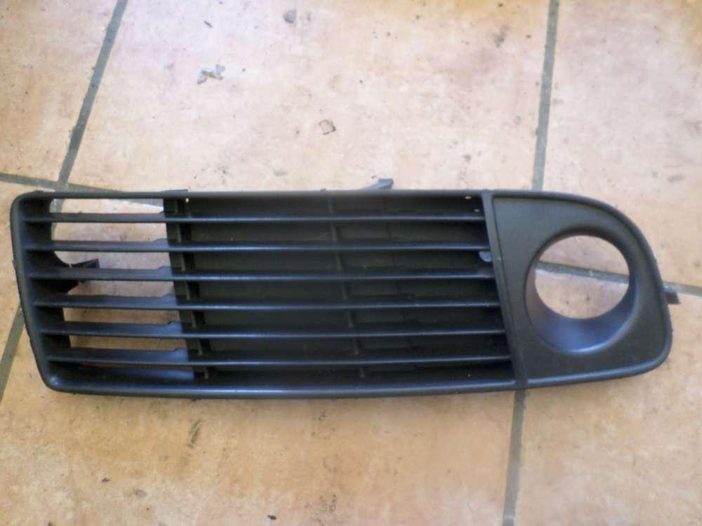 Audi A6 original Stoßstange Gitter Vorne Rechts 4B0807682