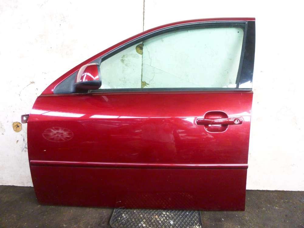 Ford Mondeo III 3 Kombi BWY Fahrertür Tür Vorne links Farbe Rot I3