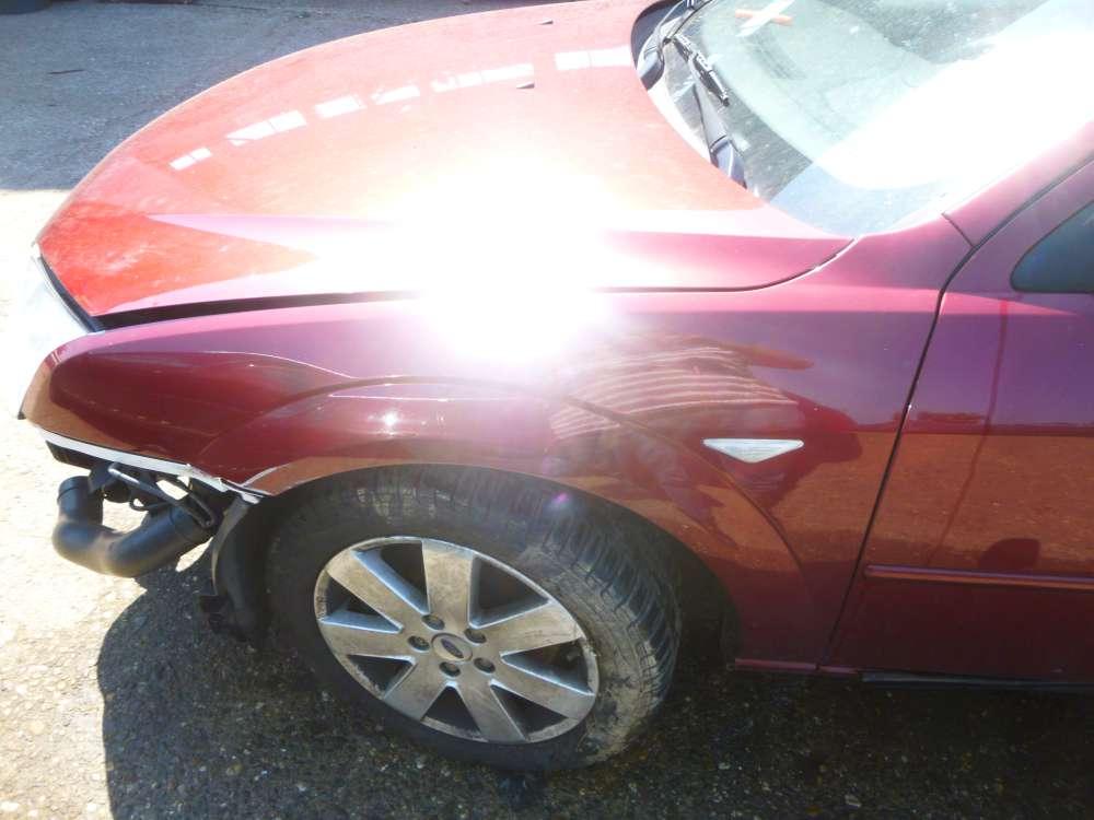 Ford Mondeo III 3 Kombi BWY Kotfügel Links Farbe Rot I3