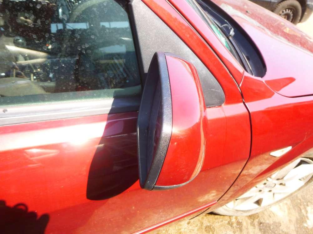 Ford Mondeo III Kombi  TDCi BWY Seitenspiegel Spiegel Seite vorne rechts farbe Rot I3