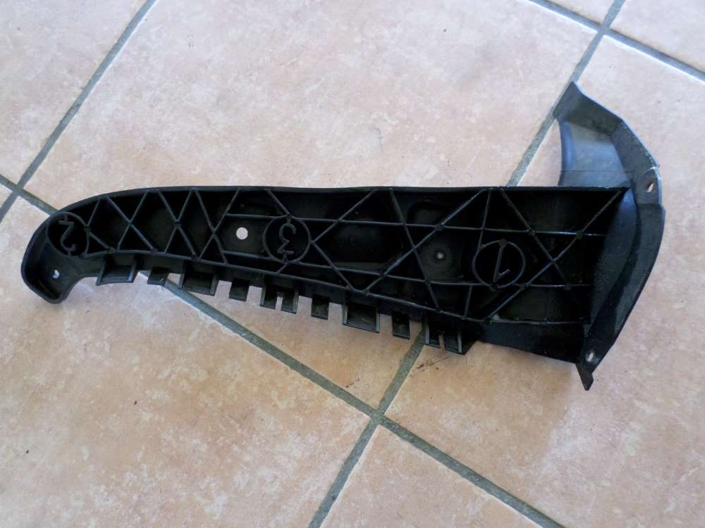 AUDI A6 Bj:1998 Stoßstangenhalter Stoßstangenhalter Hinten Links 4B9807453F