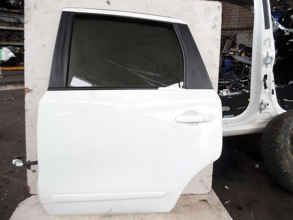 Nissan Note E11 Tür Hinten Rechts Weiß Farbcode: Trim 326G