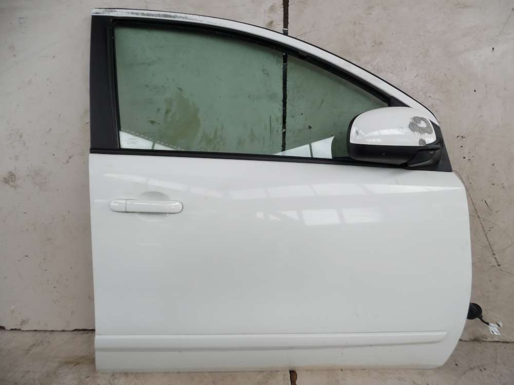 Nissan Note E11 Bj 2007 Beifahrertür Tür Vorne Rechts Weiß Farbcode: Trim 326G