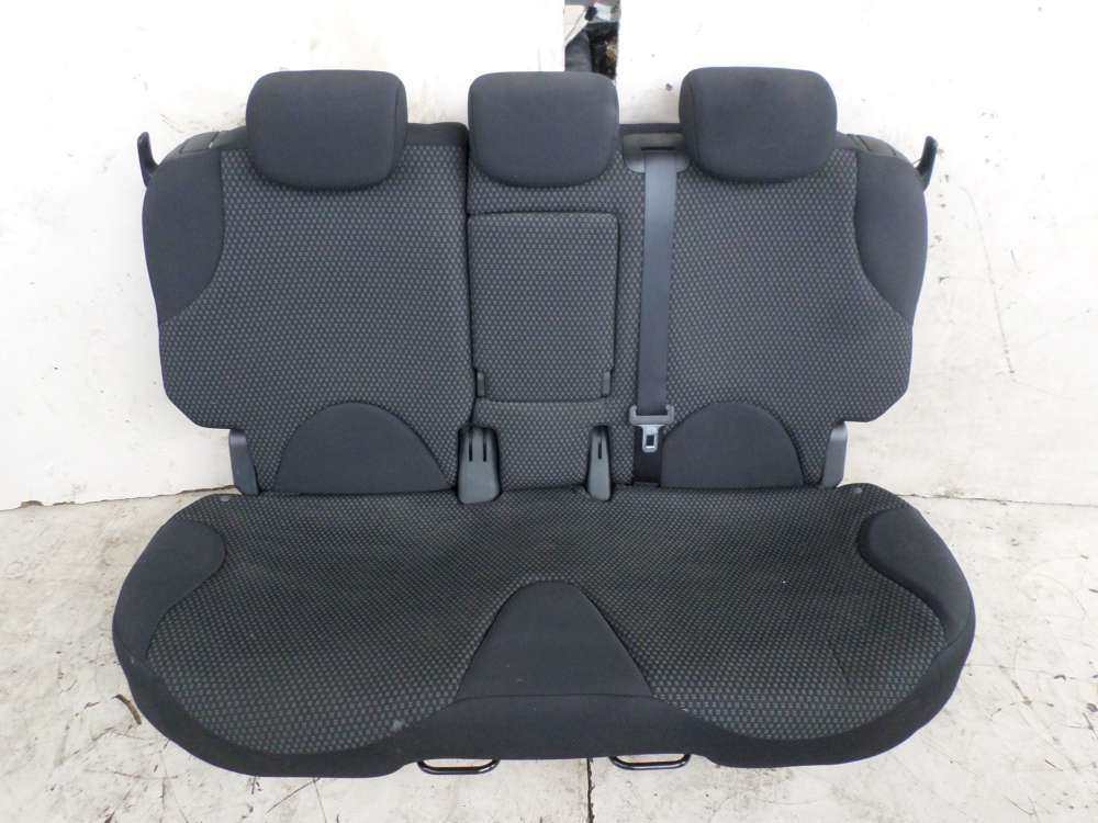Nissan Note E11 Rücksitzbank sitz Hinten