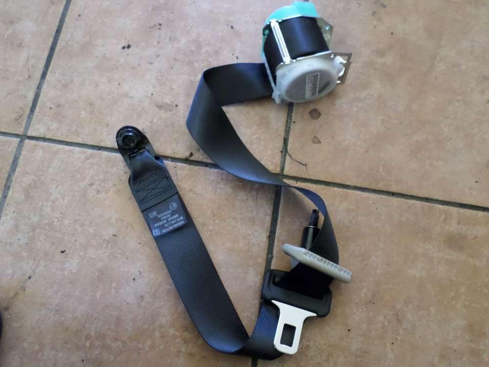 Nissan Note E11 Bj:2007 Gurt Sicherheitsgurt Hinten Links 88845-9U05A