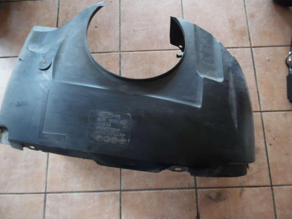 Ford Mondeo Radhausschale Abdeckung Vorne Links 1S71 16115