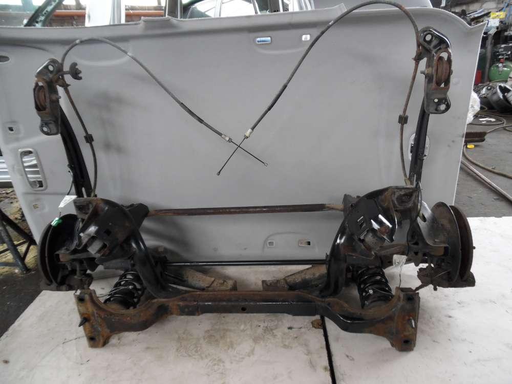 Ford Mondeo III Kombi Hinterachse.Achsträger hinten kmpl