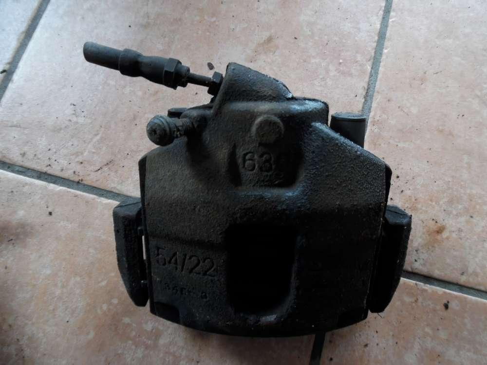 Mazda 2 DY Bj 2004 Bremssattel Bremszange Vorne Rechts
