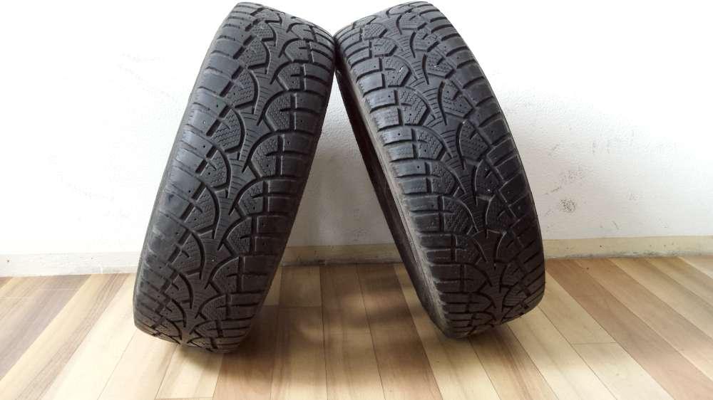 2 x Winterreifen Stahlfelgen Für VW Sharan Ford Galaxy Seat Alhambra 6Jx15H2 195/65 R15 95T XL ET 55