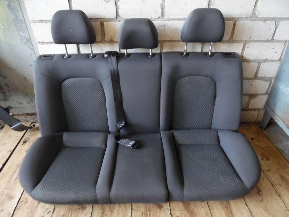 Seat Leon 1M Kombi Bj 2003 Rücksitzbank Rückbank Sitze Hinten