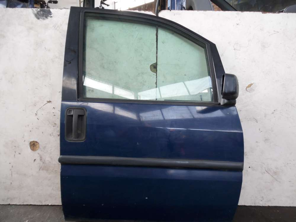Fiat Ulysse 220 Bj 1995 Tür Vorne Rechts Farbe: Dunkelblau