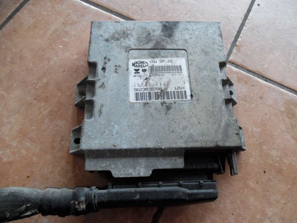 Fiat Ulysse 220 Bj:1995 Motorsteuergerät Steuergerät 9623038780