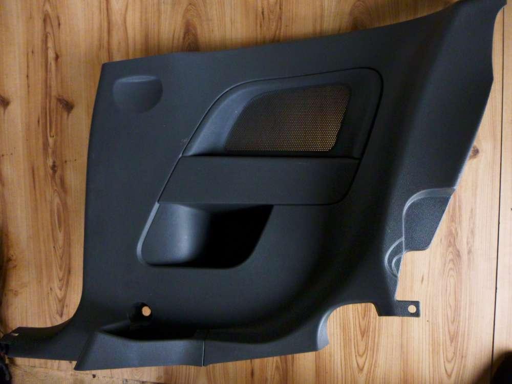 Ford Fiesta V Verkleidung Abdeckung Hinten Rechts 2S51-B31012