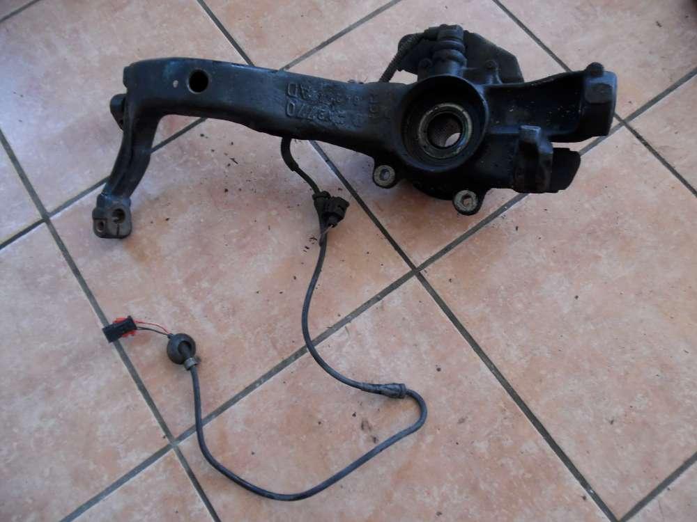 Audi A6 4B Bj 1998 Radlagergehäuse Achsschenkel Vorne Links 8D0407257AD