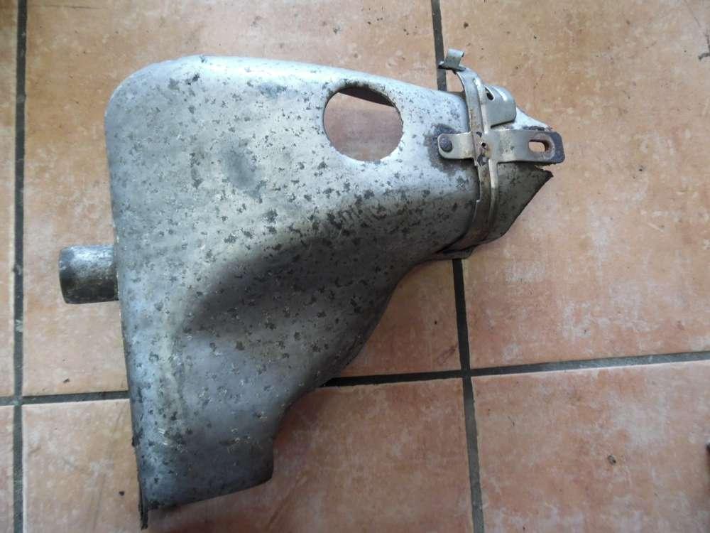 Seat Leon 1M Bj 2003 Hitzeschutzblech Hitzeschutz Blech Krümmer 036253041