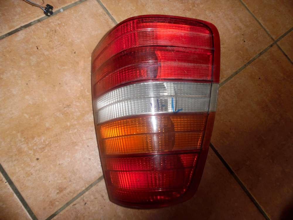 Mercedes W124 Bj:1989 Rückleuchte Rücklicht Links 1248204364