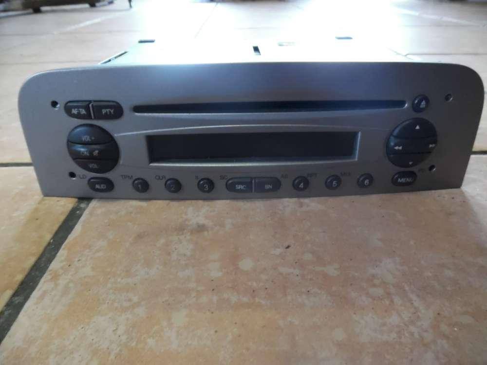Alfa Romeo 147 Radio CD 7649378316