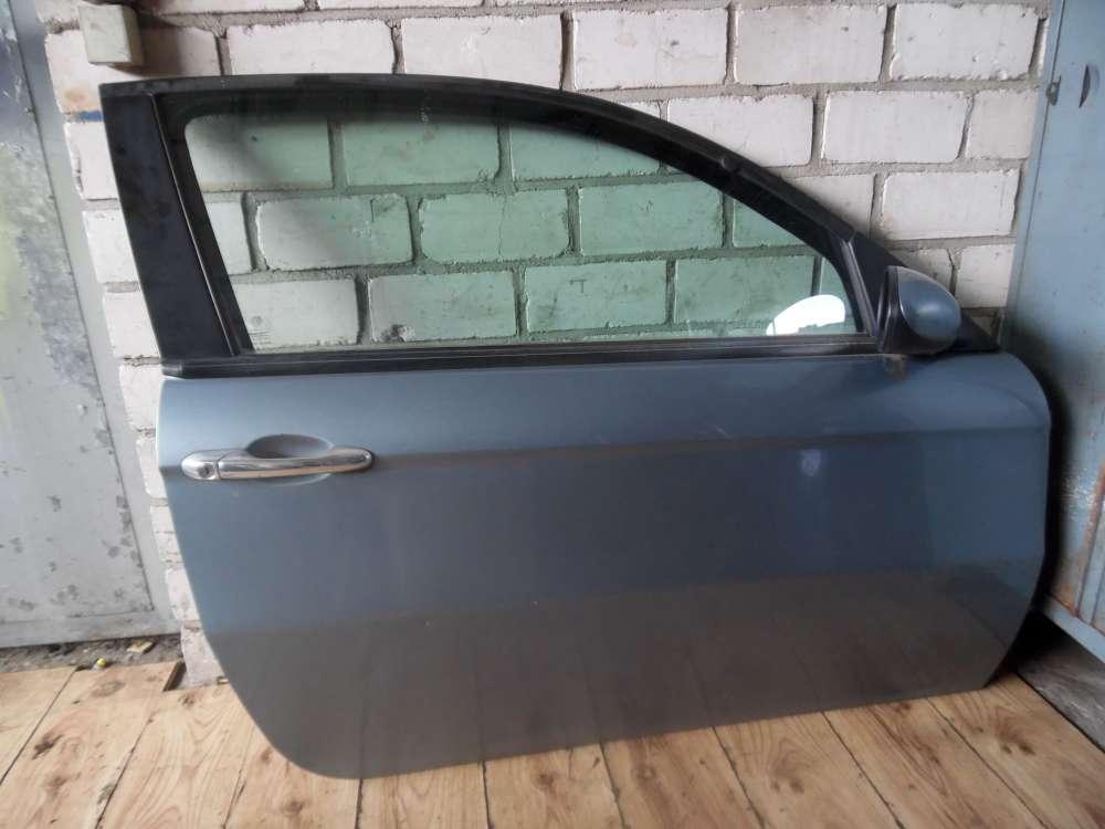 Alfa Romeo 147 937 3-Türen Beifahrertür Tür Vorne Rechts Hellblau Farbcode:693