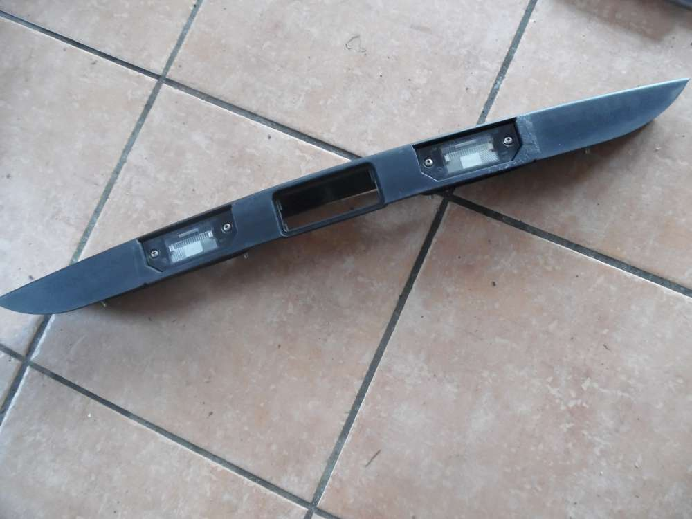 Ford Focus DA3 Bj 2006 Heckklappen Griffleiste Heckleiste Kennzeichenleuchten 3M51R43404