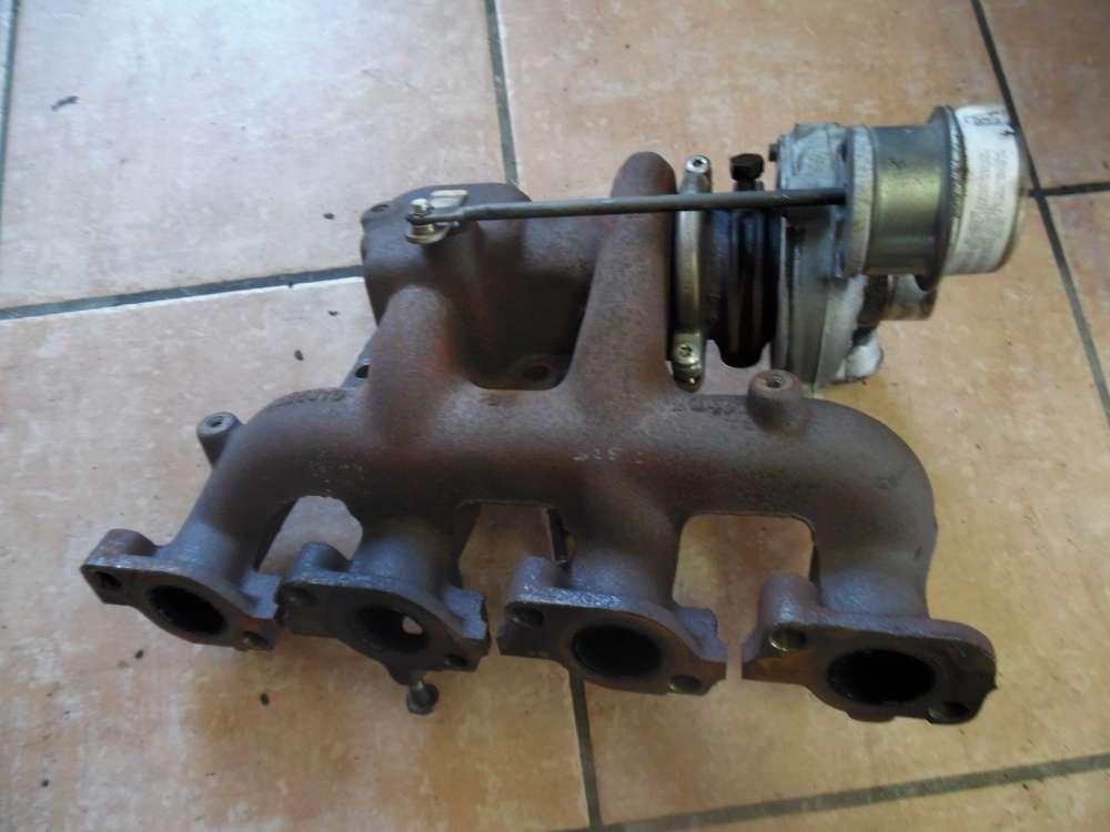 Ford Mondeo III Kombi BWY TDCI Bj 2003 Turbolader 1S7Q-6K682-AF