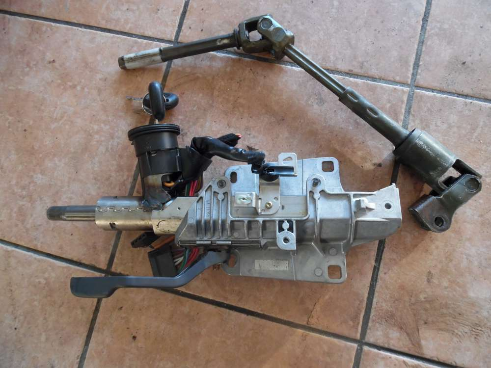 Renault Laguna K56 Bj 1998 Lenkung Lenksäule mit Schlüssel