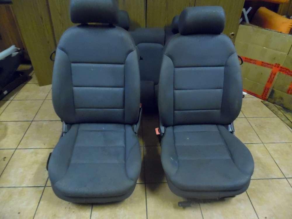 Audi A3 8L Bj:1998 3 Türen Komplett Fahrersitz Beifahrersitz Rücksitzbank