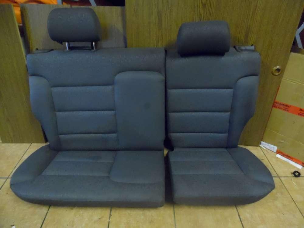 Audi A3 8L Bj:1998 3 Türen Rücksitzbank Rückbank Sitze Hinten