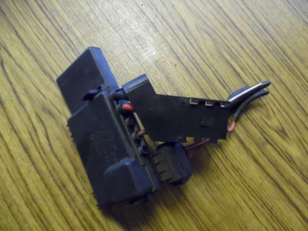Audi A3 8L 1,8 Sicherungskasten Abdeckung Batterie Sicherung 1J0937549