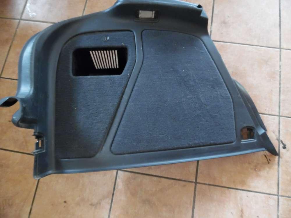 Audi A3 8L 1,8 Bj:98 Abdeckung Verkleidung Kofferraum Hinten Links 8L4863879