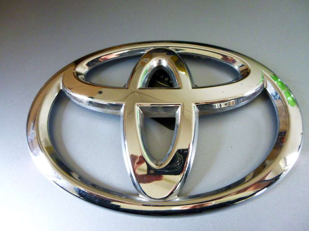 Toyota Badge  Emblem Chrom Vorne 90975-0275