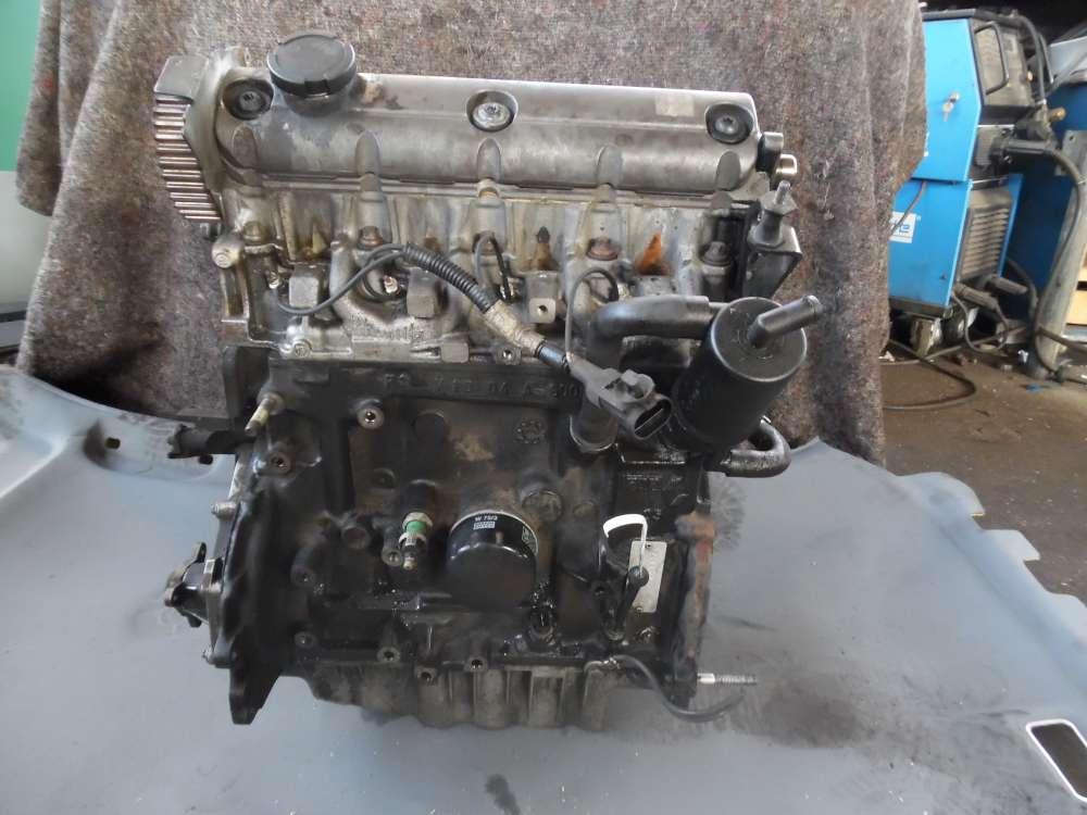 Motor Renault Laguna K56 Bj:98 1.9 TDI KW 72 F9Q716