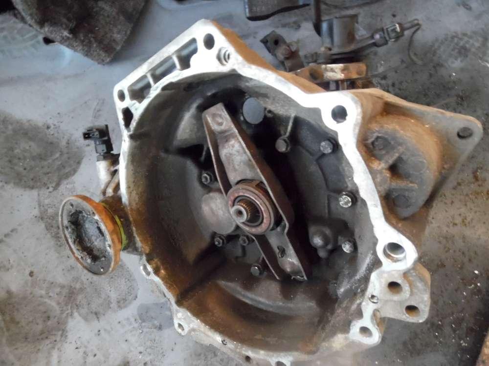 Audi A3 8L 1,8 Bj:98 Getriebe Schaltgetriebe 5-Gang 02J301107