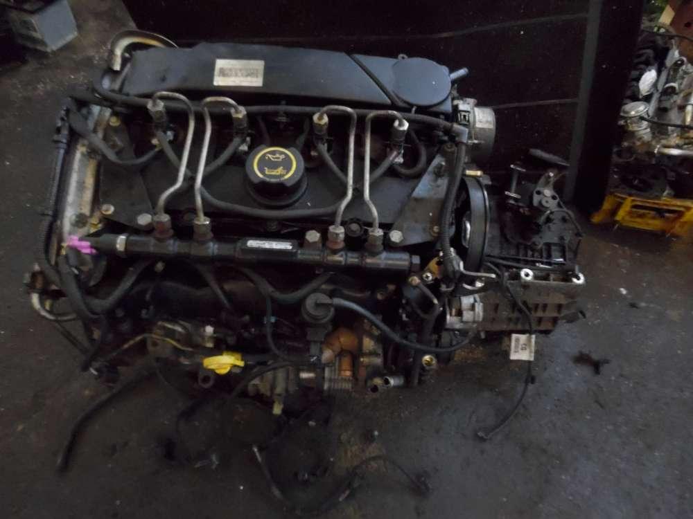 Motor Ford Mondeo III Kombi BWY Bj:2004 Diesel 160000 Km 4S7Q-6007-DA
